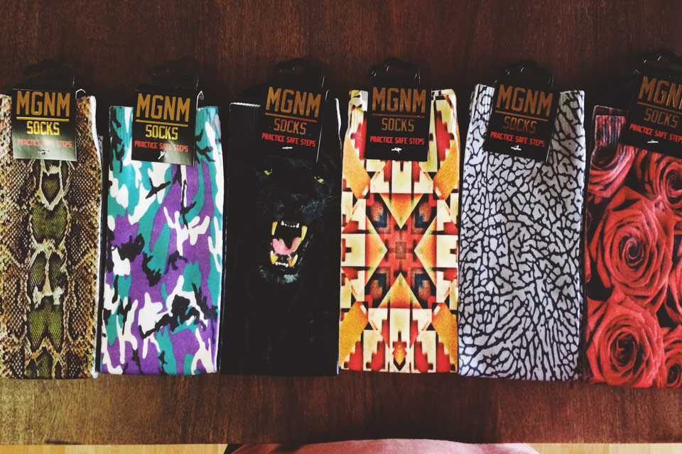 MGNM Socks
