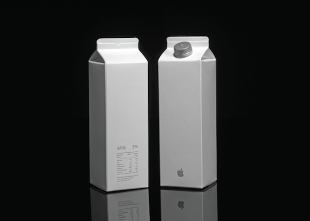 Apple Milk by Peddy Mergui