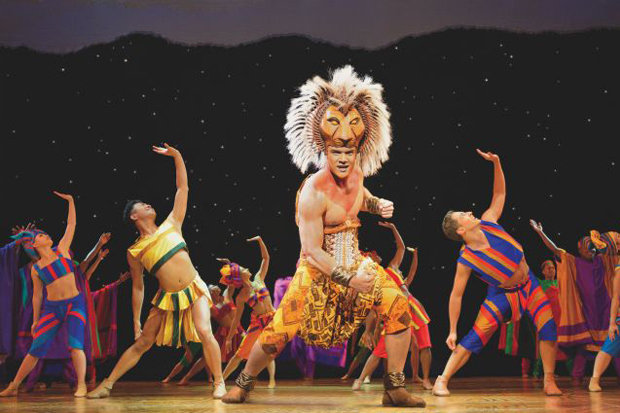 The Lion King Australia Cast