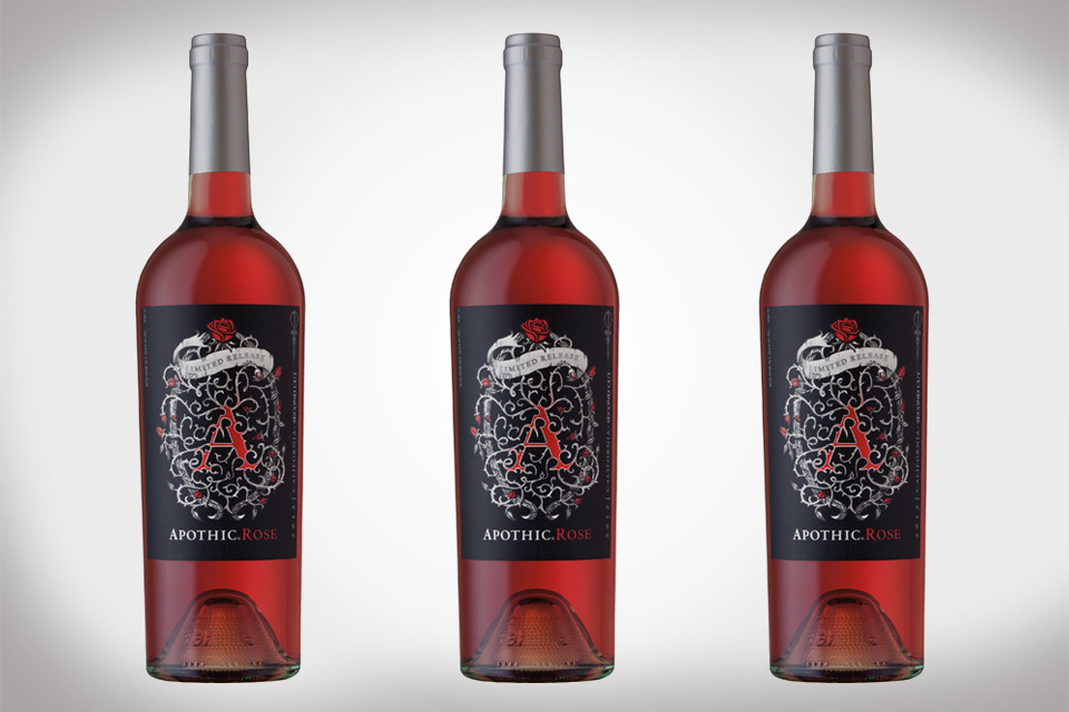 2013 Apothic Rose Limited Release
