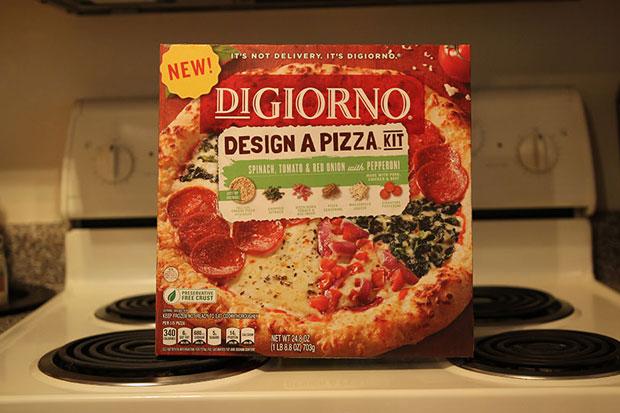 DiGiorno - DESIGN A PIZZA