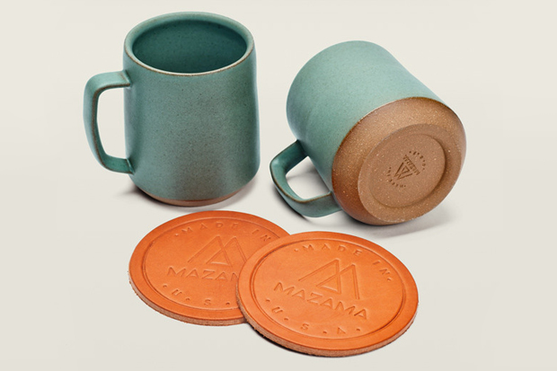 Mazama Coffee Set