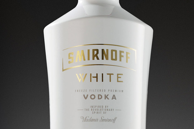 Smirnoff White vodka