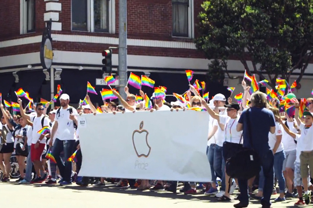 Apple Pride Video