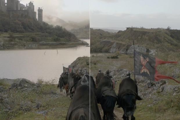 Mackevision Season 4, Game of Thrones VFX Reel