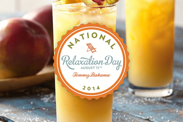 National Relaxation Day - Tommy Bahama