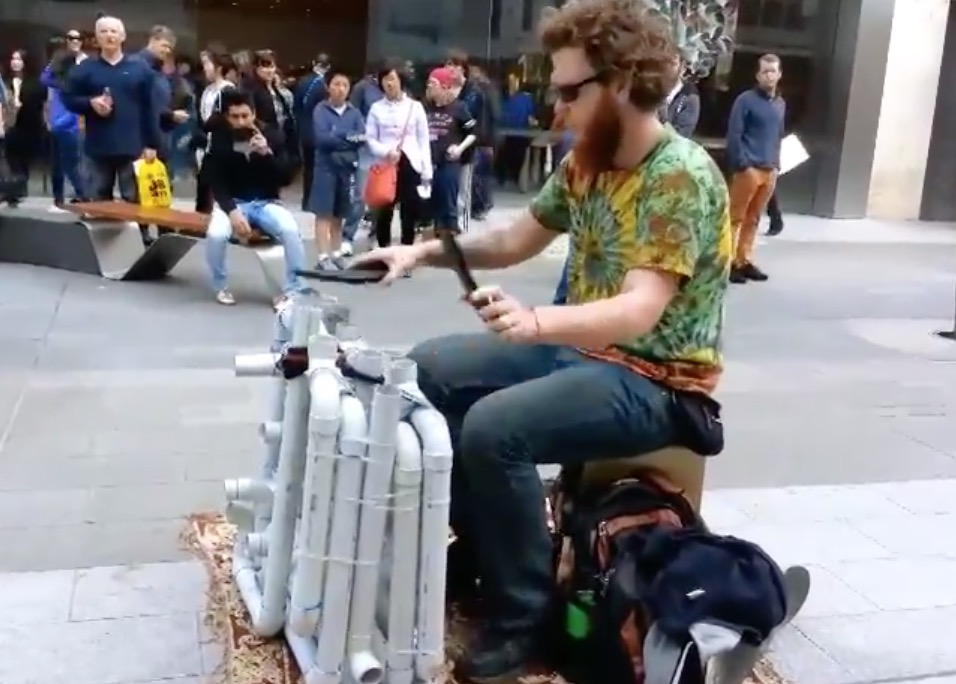 Pipe Guy in Australia