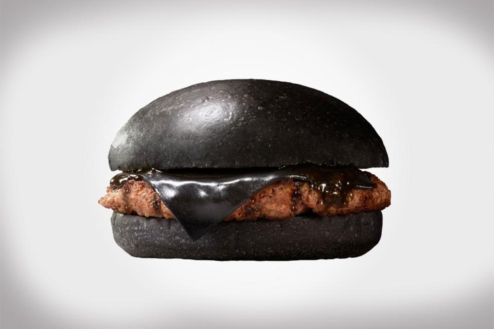 Burger King Kuro Burger