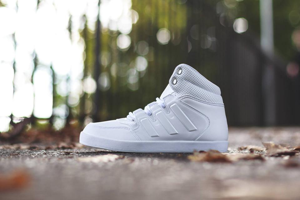 adidas Originals Dropstep White