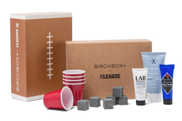 Birchbox x The League Box