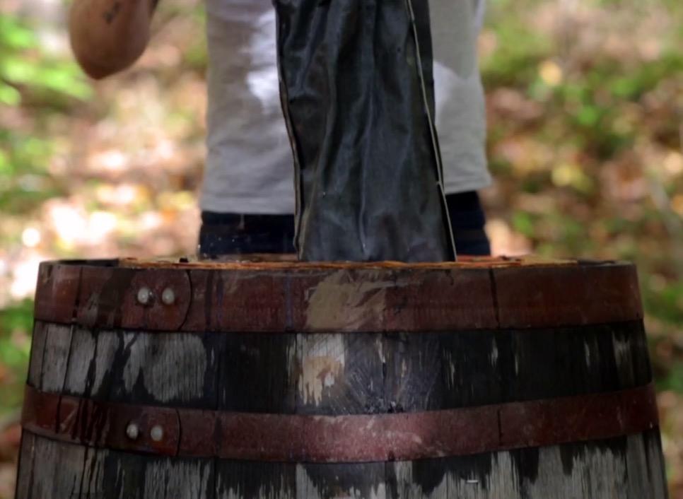 Bulleit Bourbon Aged Jeans