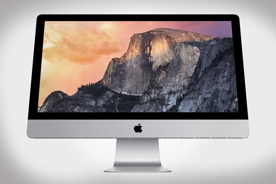 iMac with 5k Retina Display