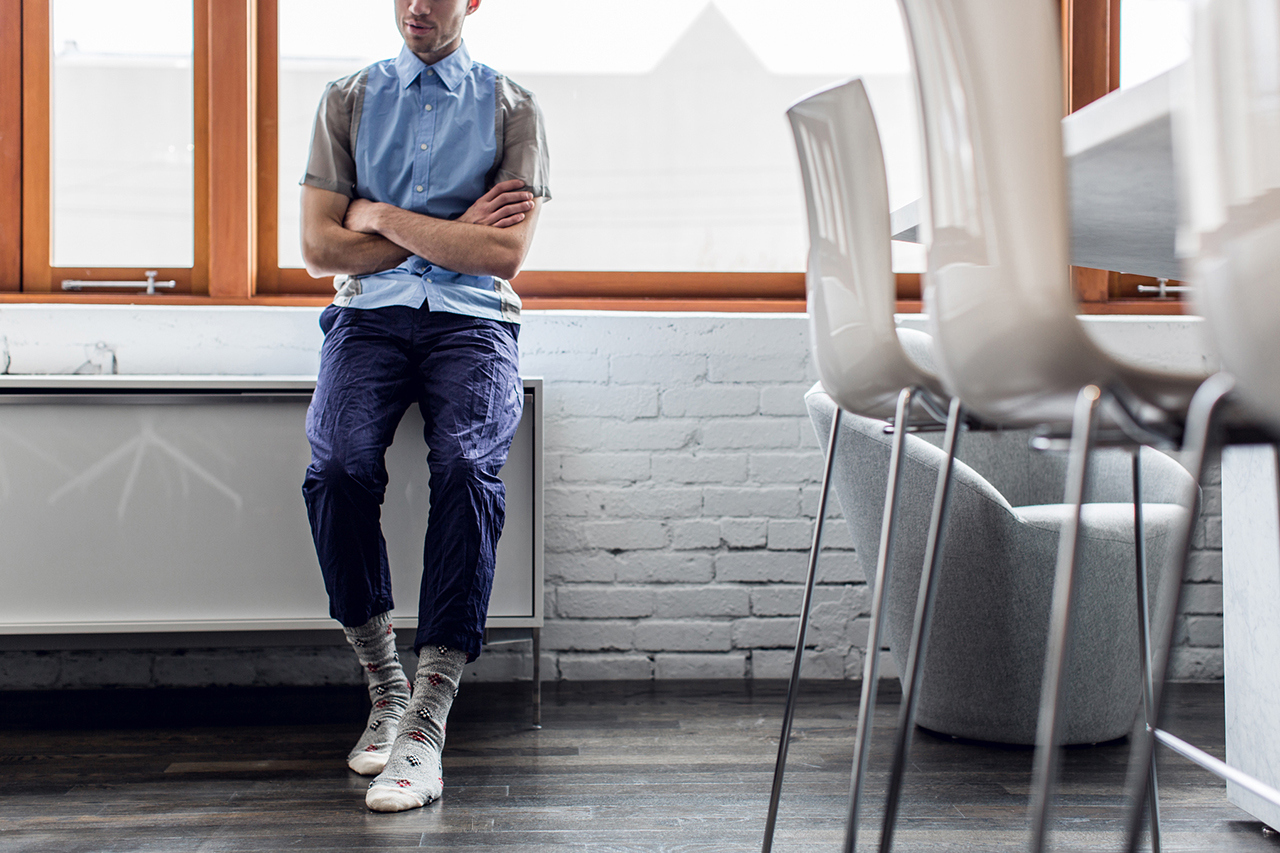 MR GRAY 2014 Fall/Winter Sock Lookbook