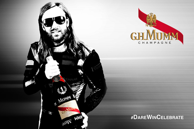 MUMM & David Guetta Partnership