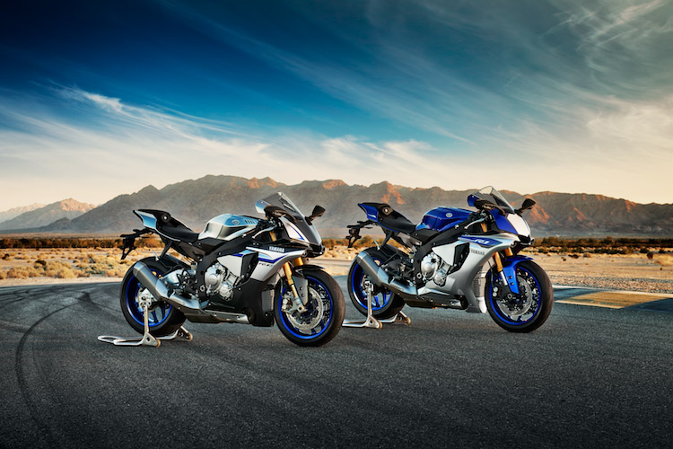 Yamaha Unveils New Generation of R1 Series