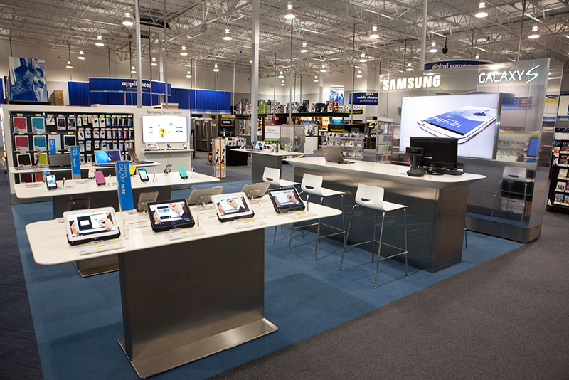 The Samsung Experience at Best Buy