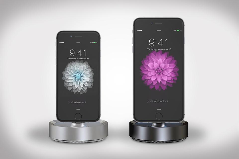 BEVL Unveils Dock for iPhone 6 & iPhone 6 Plus