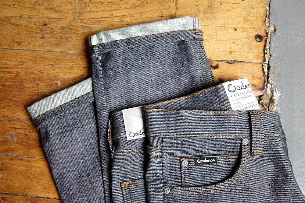 Cadence Raw Denim Collection