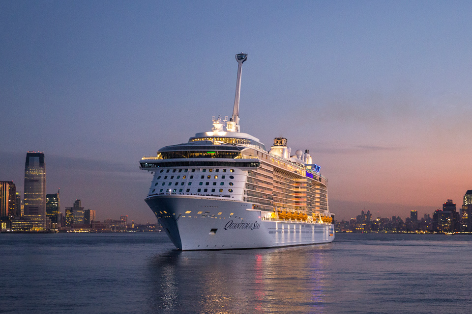 Quantum of the Seas Cruise Ship