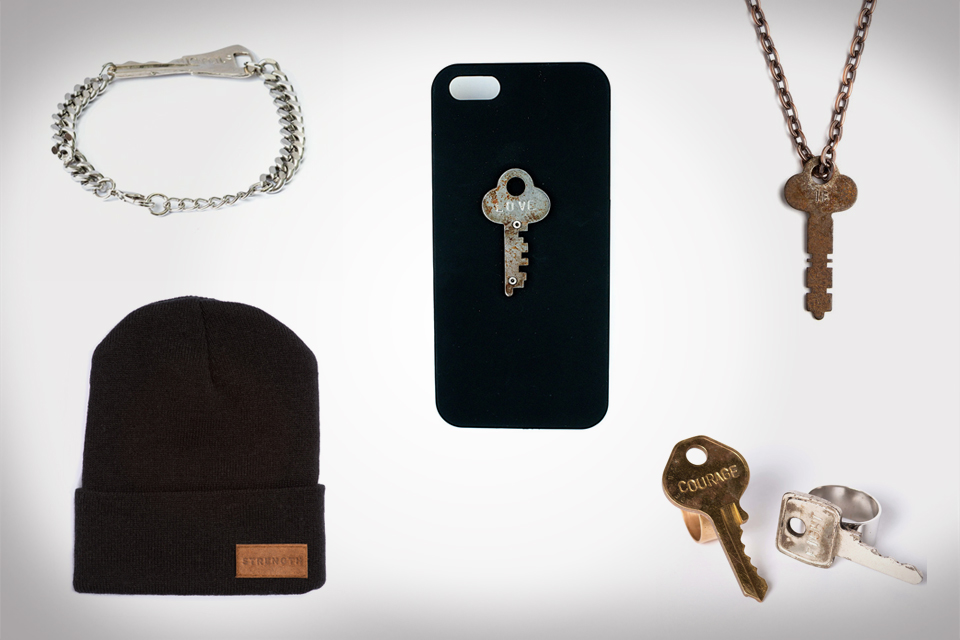 The Giving Keys: Gift Guide