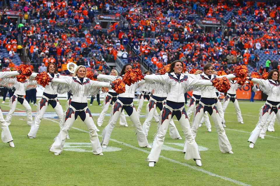 Denver Broncos Cheerleaders Selected to Represent the U.S. in the 20th Annual Cathay Pacific Lunar New Year Celebrations