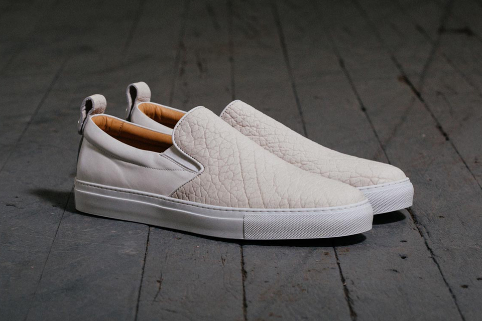 Greats + Parabellum Wooster Shoes