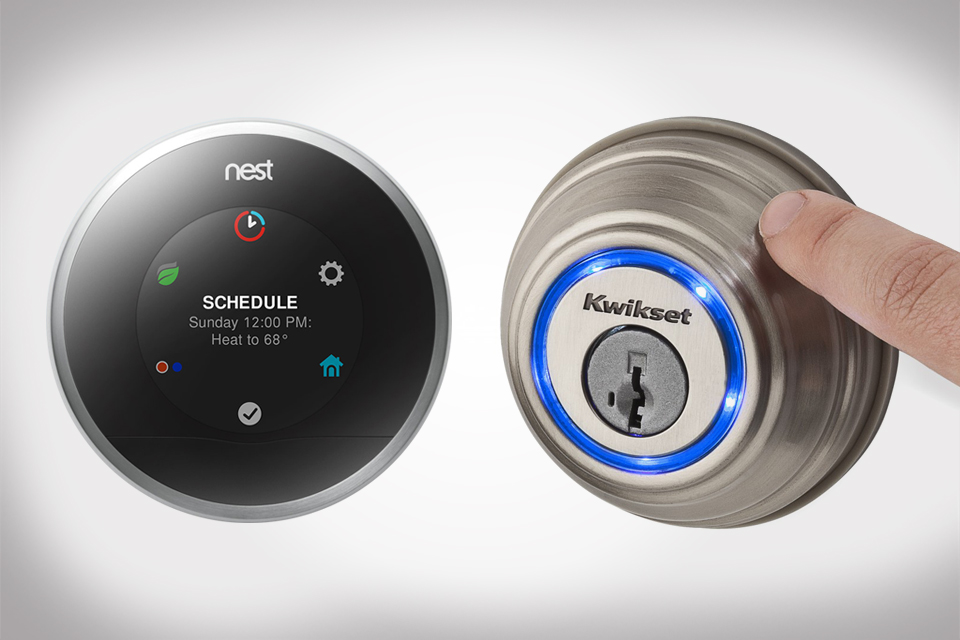 Nest and Kwikset Kevo Integration