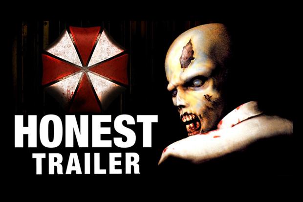 Resident Evil - Honest Game Trailers