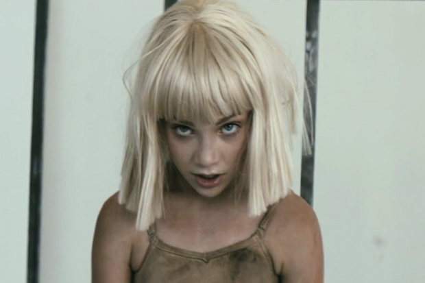 Maddie Ziegler in Sia's 'Elastic Heart' video