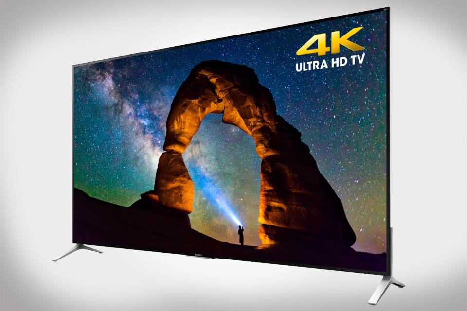 Sony Ultra-Thin XBR X900C Series