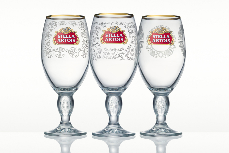 Stella Artois 'Buy a Lady a Drink' Chalices