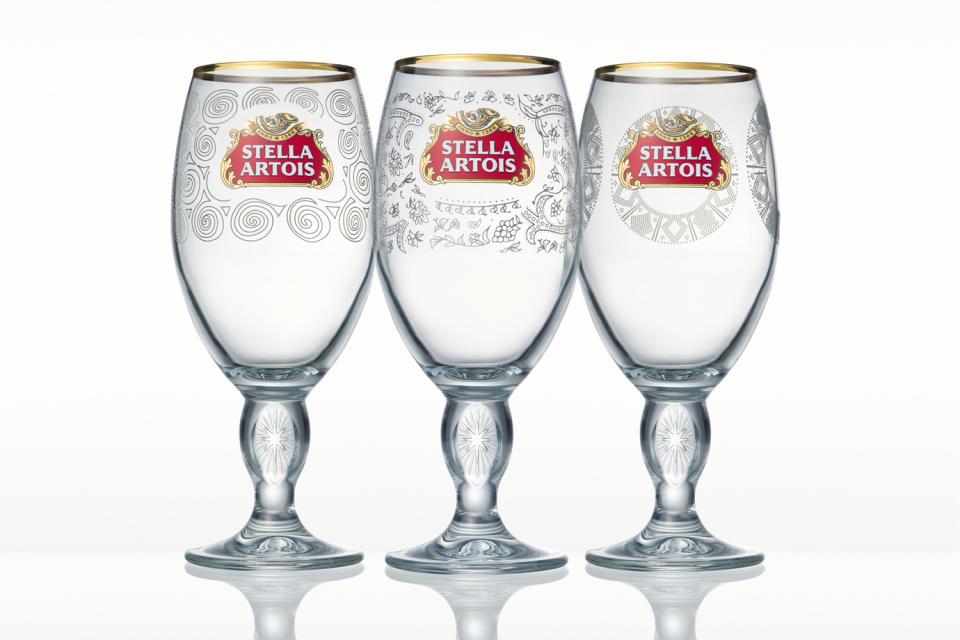 Stella Artois 'Buy a Lady a Drink' Chalices