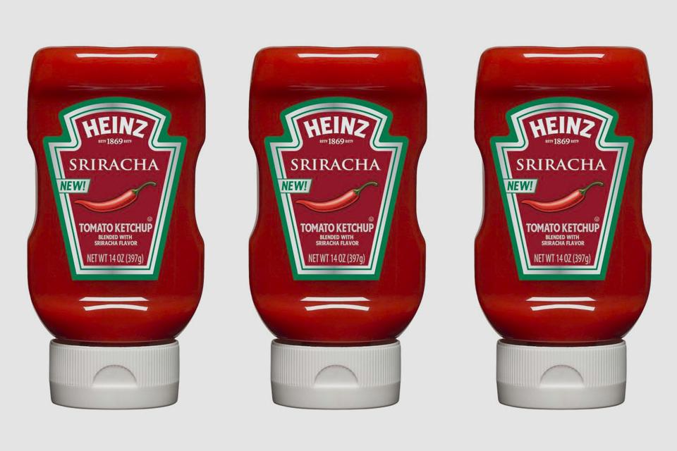Heinz Sriracha-Flavored Ketchup