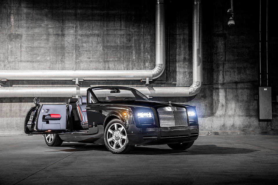 Rolls-Royce 'Nighthawk'