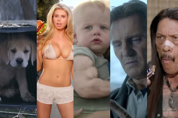 Top 5 Super Bowl Ads [2015 Edition]