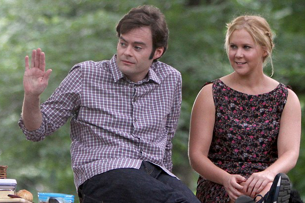 Trainwreck Movie starring Bill Hader and Amy Schumer