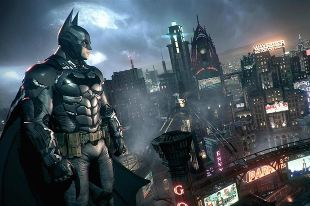 Batman: Arkham Knight Gameplay Video