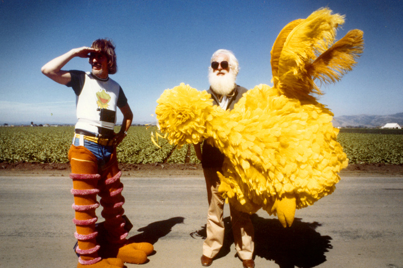Caroll Spinney as Big Bird