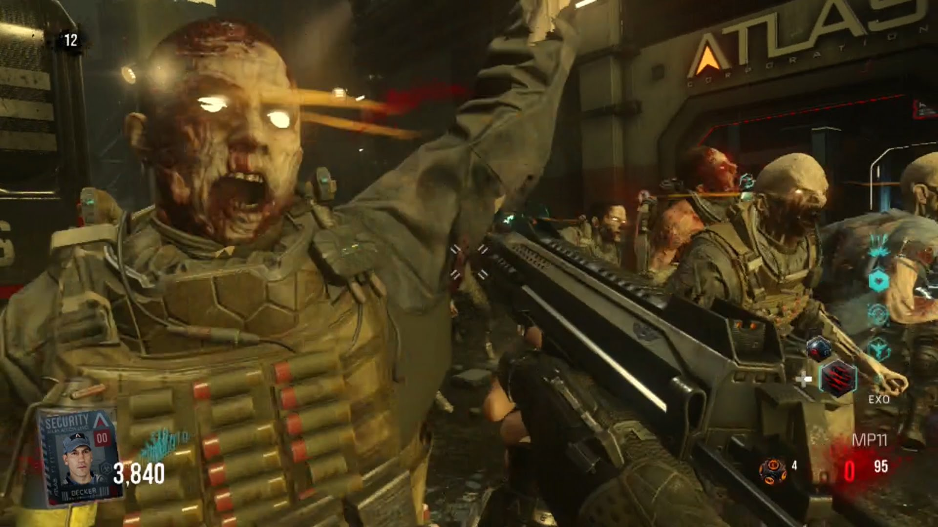 Call Of Duty Advanced Warfare Unveils Exo Zombies Infection Joe S Daily