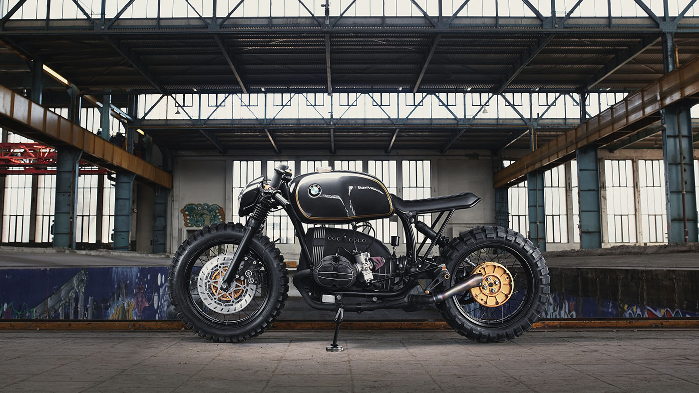 Diamond Atelier Custom BMW R100R
