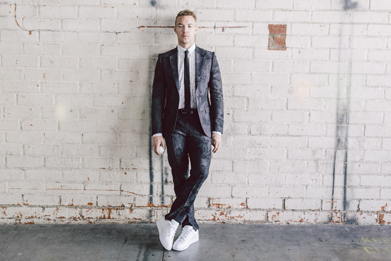 Diplo Partnered with KSwiss Looking for Young Entrepreneurs