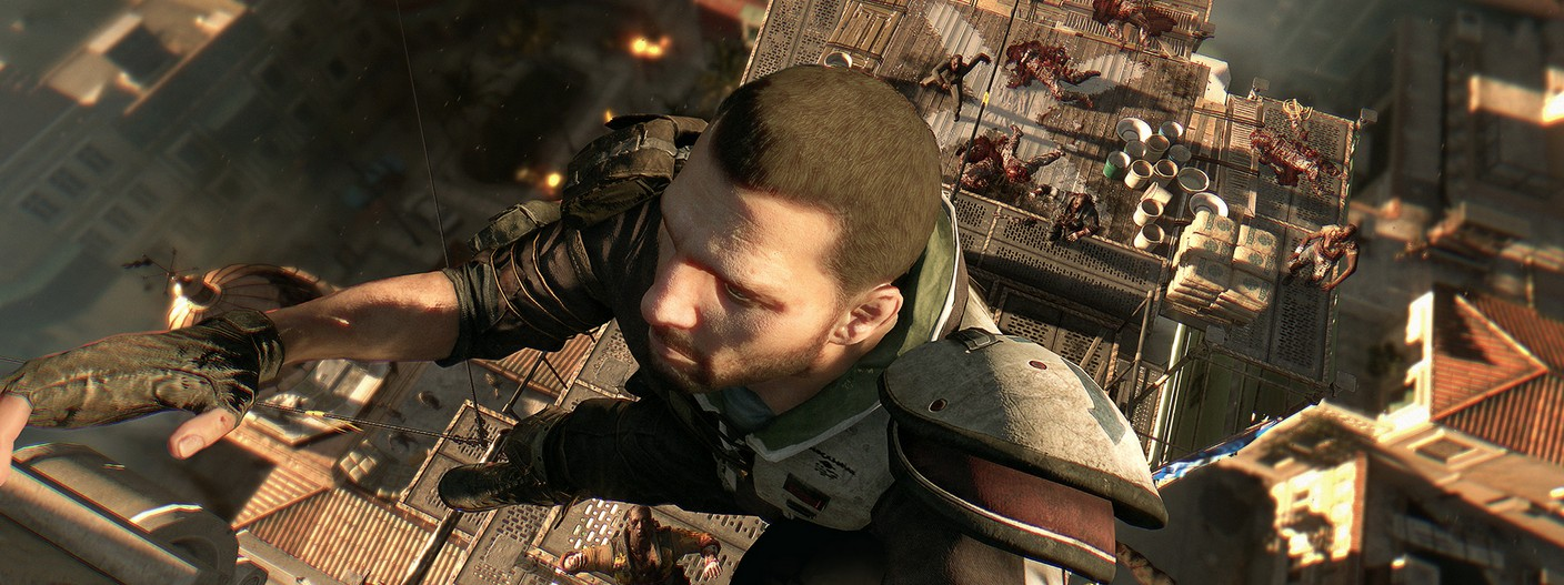 Dying Light Gameplay Footage