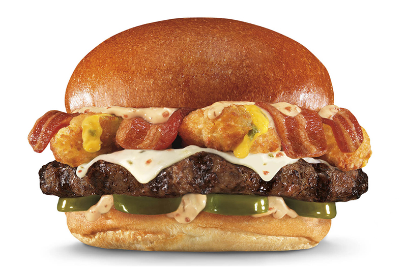 El Diablo Thickburger is Fast Food's Hottest Burger
