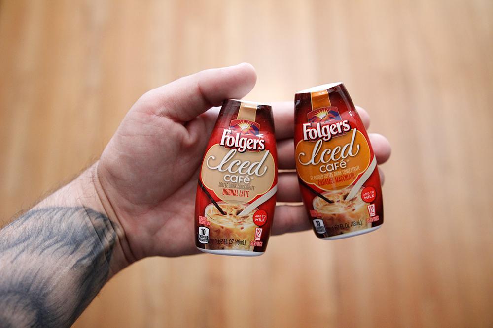 Folgers® Iced Café