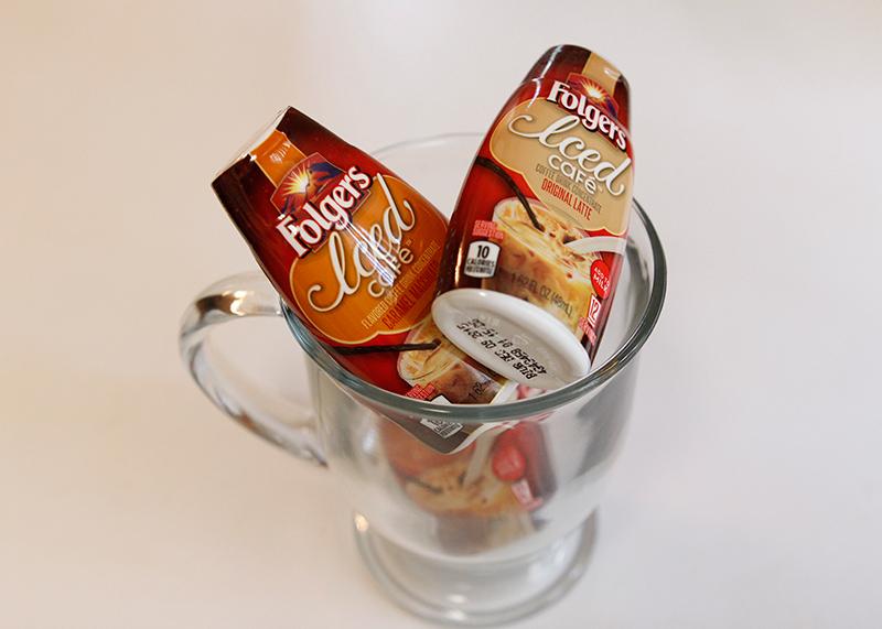 Folgers® Iced Café Flavors