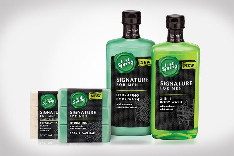 Irish Spring Signature for Men