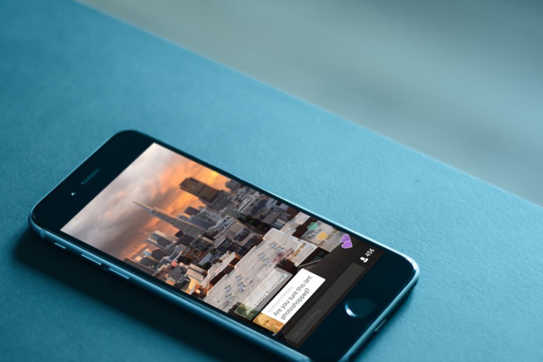 Periscope Live-Streaming App by Twitter