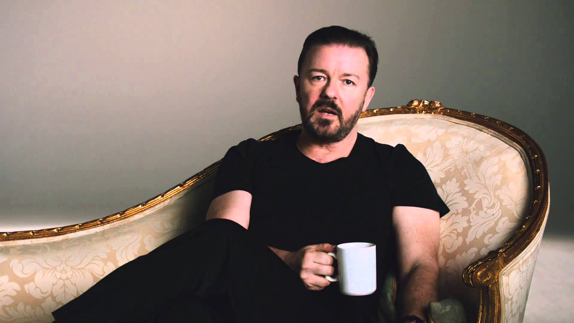 Ricky Gervais Ad for Optus