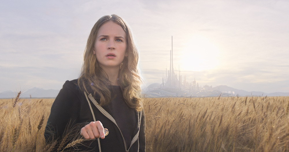 Disney's TOMORROWLAND - Britt Robertson as Casey