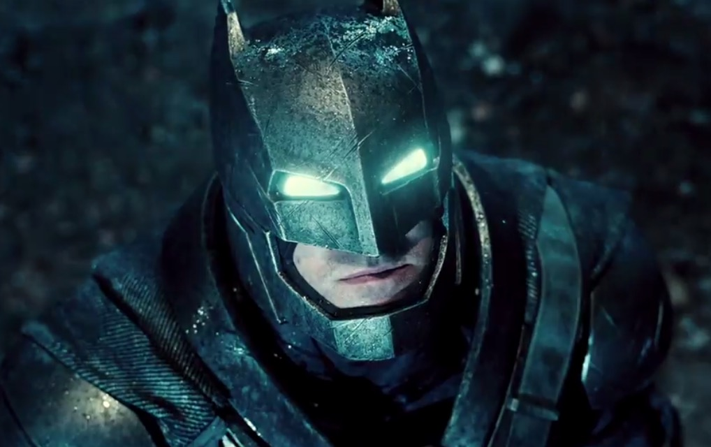 Batman v. Superman: Dawn of Justice Teaser Trailer